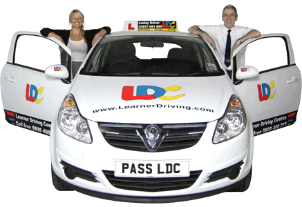 Professional Driving Tuition